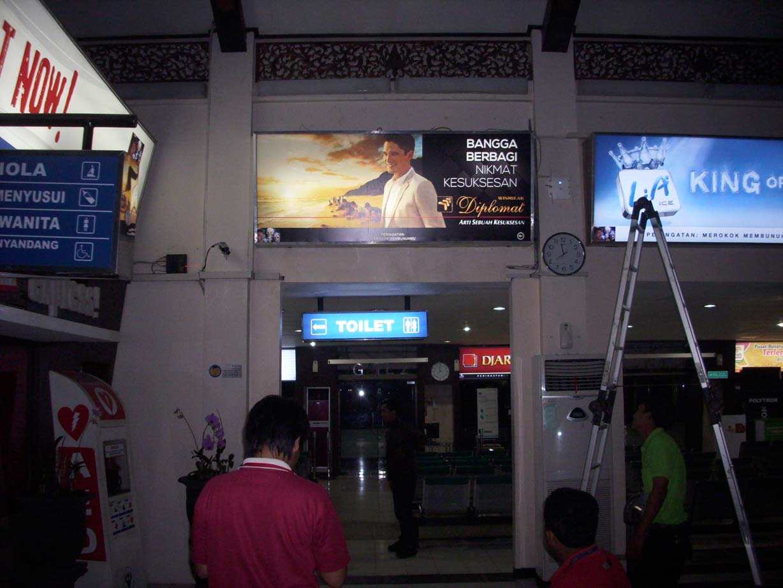 Semarang Billboard Outdoor Advertising Wismilak